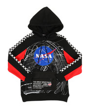 Hoodies - Great Space Race Meatball Hoodie (5-18)-2306715