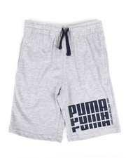 Boys - Heavy Jersey Shorts (8-20)-2306265