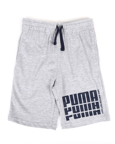 Puma - Heavy Jersey Shorts (8-20)