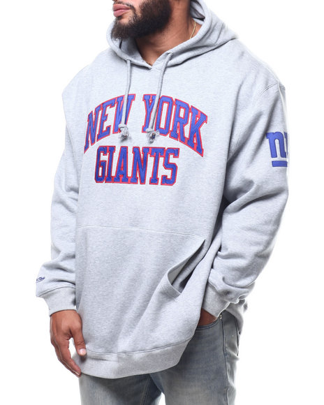 Mitchell & Ness - Giants Playoff Win Hoodie (B&T)