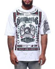 Shirts - S/S Graphic Tee (B&T)-2307028