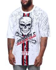 Shirts - S/S Graphic Tee (B&T)-2307008