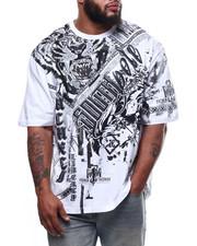 Shirts - S/S Graphic Tee (B&T)-2307023