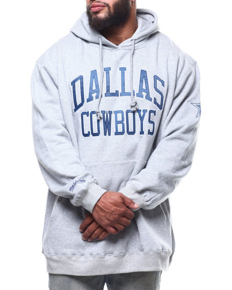 Mitchell & Ness - Cowboys Playoff Win Hoodie (B&T)
