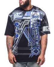 Shirts - S/S Graphic Tee (B&T)-2307013