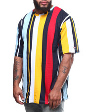 Big & Tall Faves - S/S Stripe Tee (B&T)-2307467