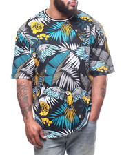 Big & Tall Faves - S/S Parrot Tee (B&T)-2307482