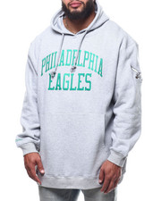 Mitchell & Ness - Eagles Playoff Win Hoodie (B&T)-2307500