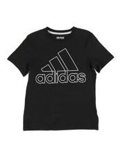 Adidas - Performance Logo Tee (8-20)-2307116