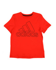 Boys - Performance Logo Tee (8-20)-2307097