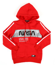 Boys - The Worm Space Classic Pullover Hoodie (5-18)-2306770