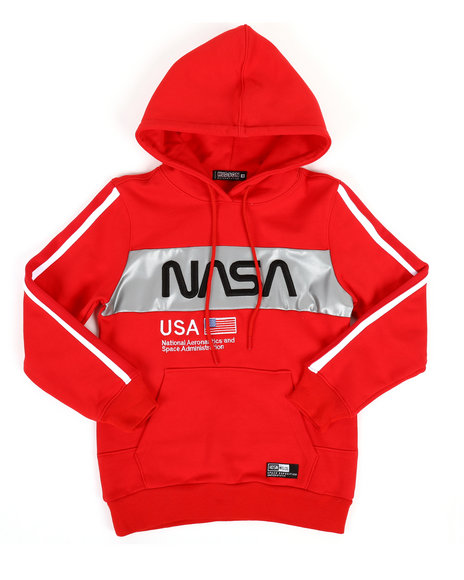Hudson NYC - The Worm Space Classic Pullover Hoodie (5-18)
