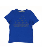 Boys - Performance Logo Tee (8-20)-2307102