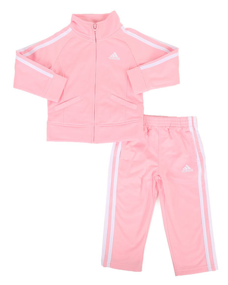 Adidas - Replenishment Tricot Set (2T-4T)