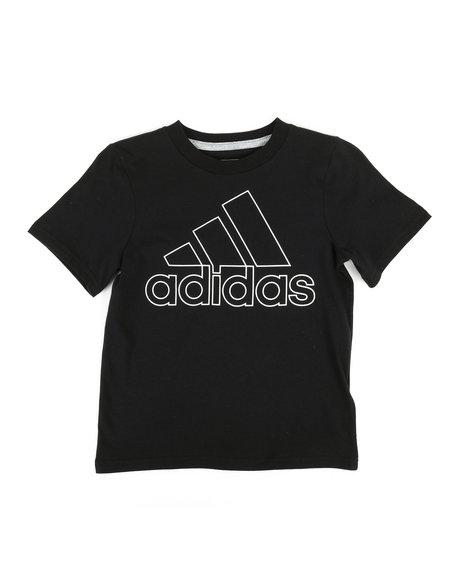 Adidas - Perfomance Logo Tee (4-7X)