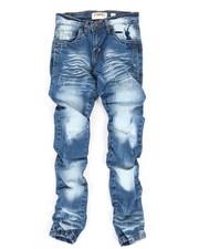 Bottoms - Ground Zero Denim Jeans (8-20)-2307355