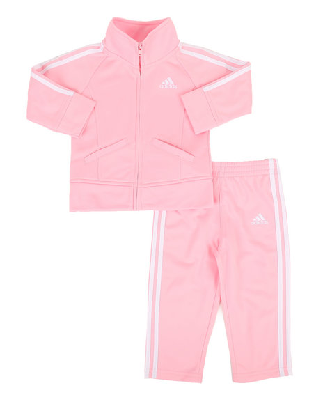 Adidas - Replenishment Tricot Set (0-24Mo)