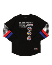 Hudson NYC - Great Space Race Long Sleeve Shirt (5-18)-2307044