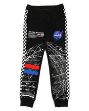 Boys - Great Space Race Meatball Sweatpants (5-18)-2307037