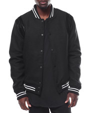 Men - Wool Varsity Jacket-2277911