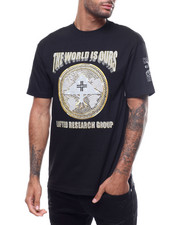 Men - The World is Yours Tee-2307733