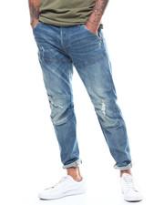 Global Movement Mens - 5620 3D Slim Moto Jean-2307887