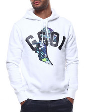 Mens-Winter - Tropic Logo Hoody-2307840