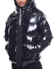 BLVCK - BP Full Zip Taped Placket Jacket-2307556