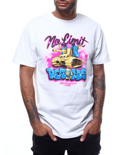 LRG - No Limit SS Airbrush Tee-2307679