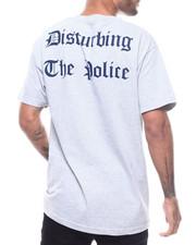 Shirts - DISTURBING THE POLICE TEE-2307537