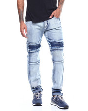 Buyers Picks - STRETCH DISTRESSED MOTO JEAN-2307776