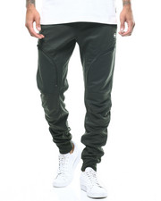 Mens-Winter - Air defense zip 3d slim sweatpant-2307805