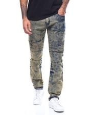 Jeans - VINTAGE WASH MOTO JEAN-2307769
