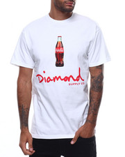 Diamond Supply Co - COCA OG SIGN TEE-2307673