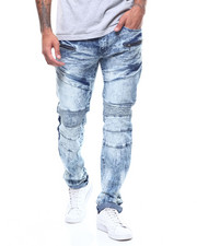 Buyers Picks - MIDNIGHT WASH ARTICULATED KNEE JEAN-2307833