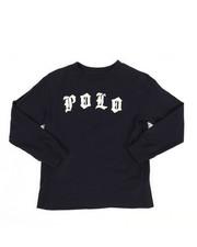 Polo Ralph Lauren - Long Sleeve Jersey Graphic Tee (4-7)-2307373