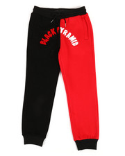 Black Pyramid - Split Drip Logo Sweatpants (5-18)-2307443