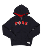 Polo Ralph Lauren - Polo Long Sleeve Fleece Hoodie (8-20)-2307582