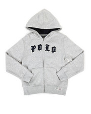 Polo Ralph Lauren - Polo Long Sleeve Fleece Hoodie (8-20)-2307561