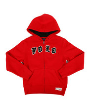 Polo Ralph Lauren - Polo Long Sleeve Fleece Hoodie (8-20)-2307577