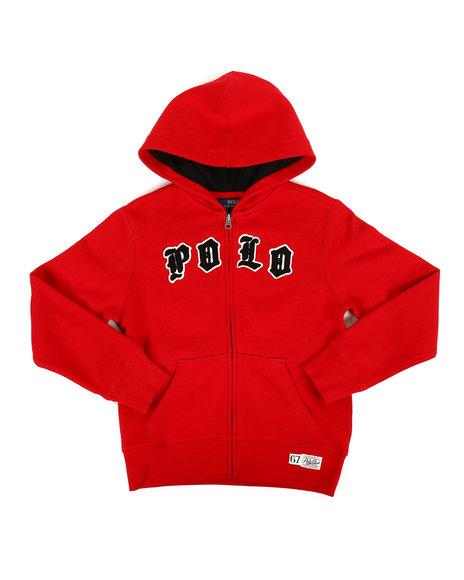 Polo Ralph Lauren - Polo Long Sleeve Fleece Hoodie (8-20)