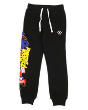 Black Pyramid - College Mash Sweatpants (5-18)-2307430