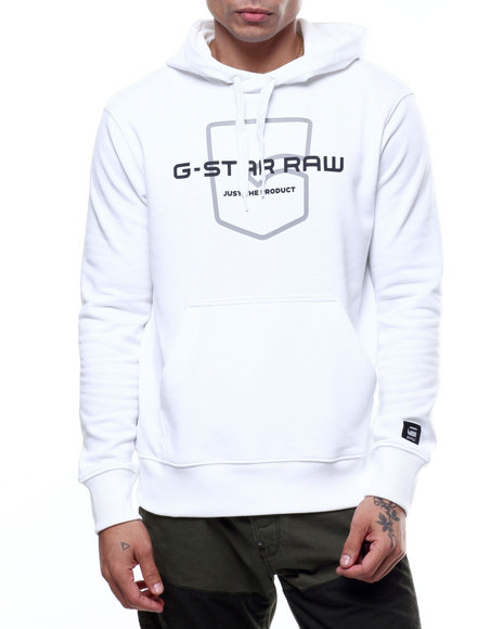 G-STAR - Raw Pocket Logo Hoody