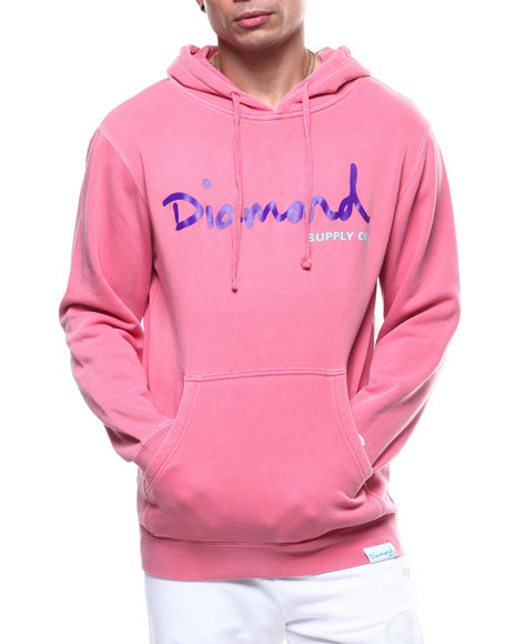Diamond Supply Co - THE REAL THING Hoody