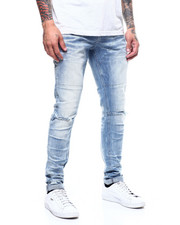 Slim - Drawstring Slim Tapered Jean-2308066