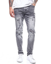 Crysp - Atlantic 5 year grey wash jean-2308193
