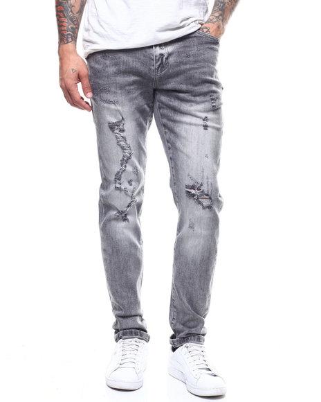 Crysp - Atlantic 5 year grey wash jean