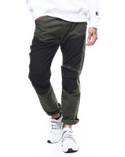 Mens-Winter - 5620 workwear 3d zip straight pant-2308085