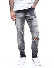 Crysp - Montana Denim Grey Wash-2308220