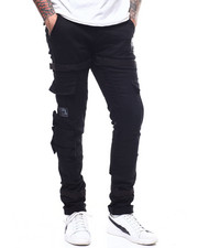 BLVCK - TWILL CARGO PANT-2308174